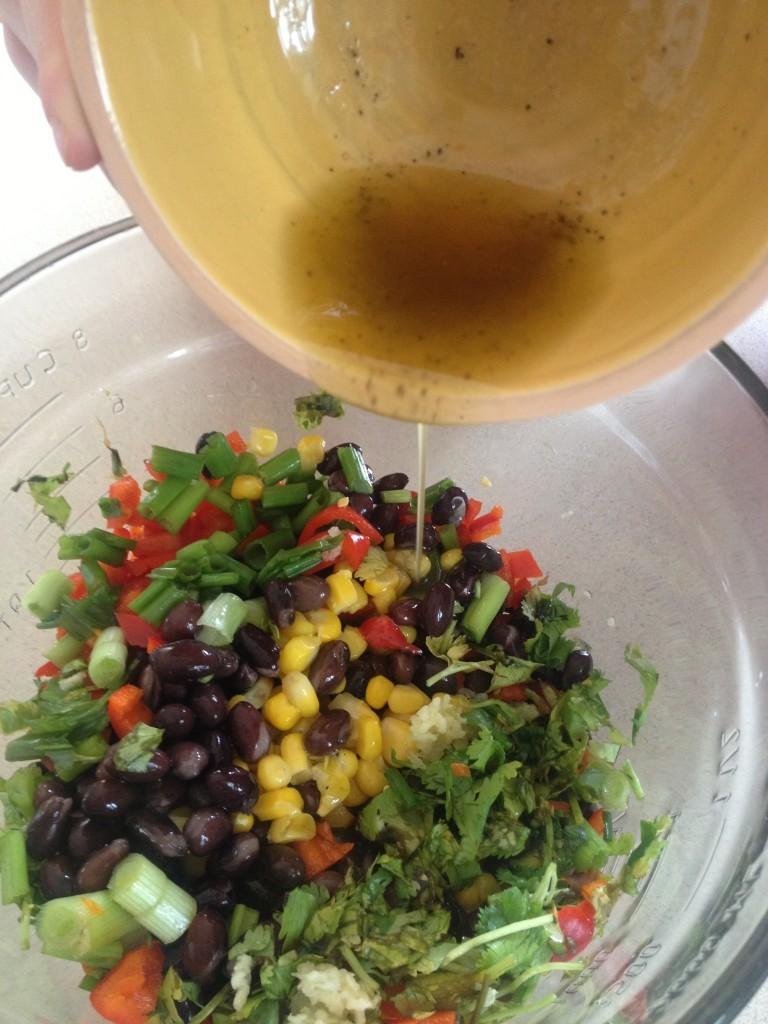 Black Bean Avocado Dip : claresmith.me