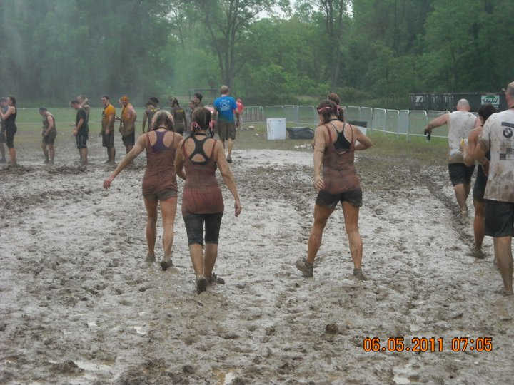 What a Mud Run Taught Me About Life : peak313.com