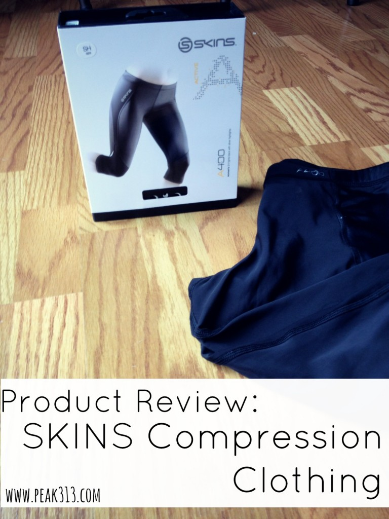 SKINS Compression Clothing (Product Review) | peak313.com