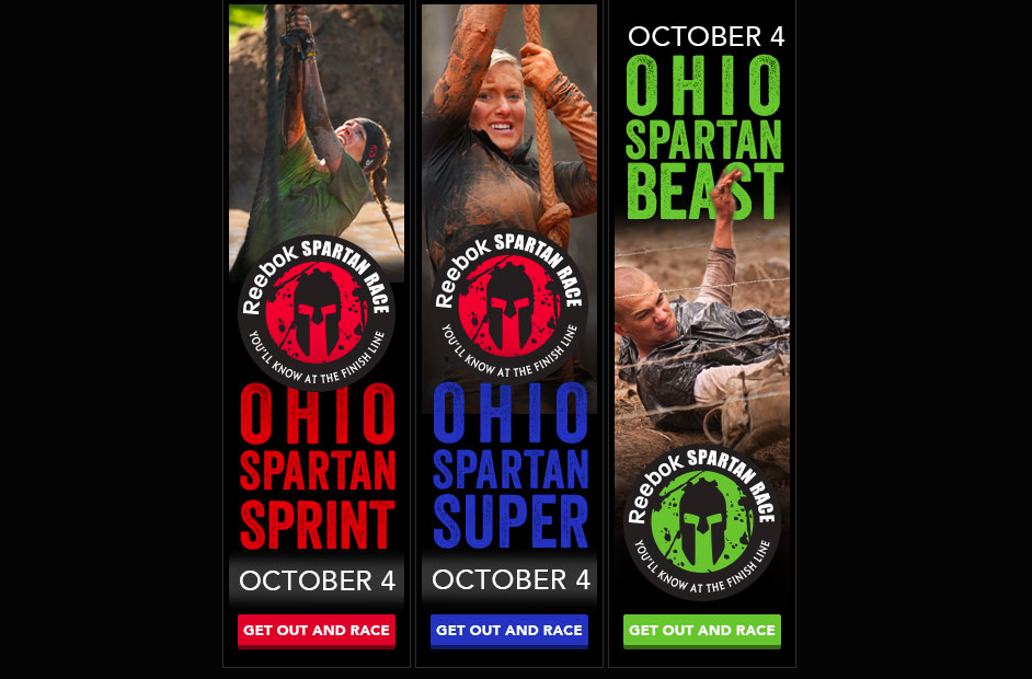 Ohio Spartan Races
