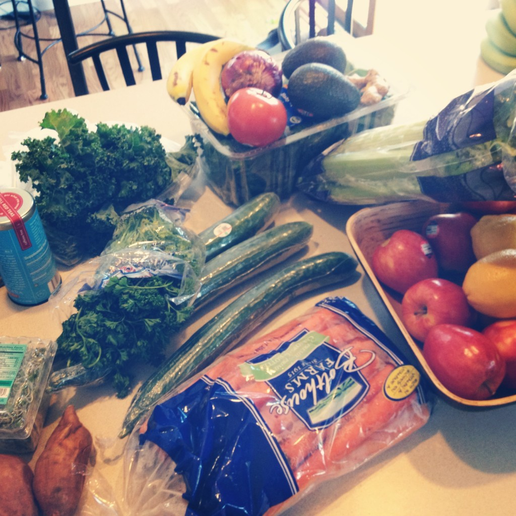 Spring Clean Eating Challenge: Meal Prep: peak313.com