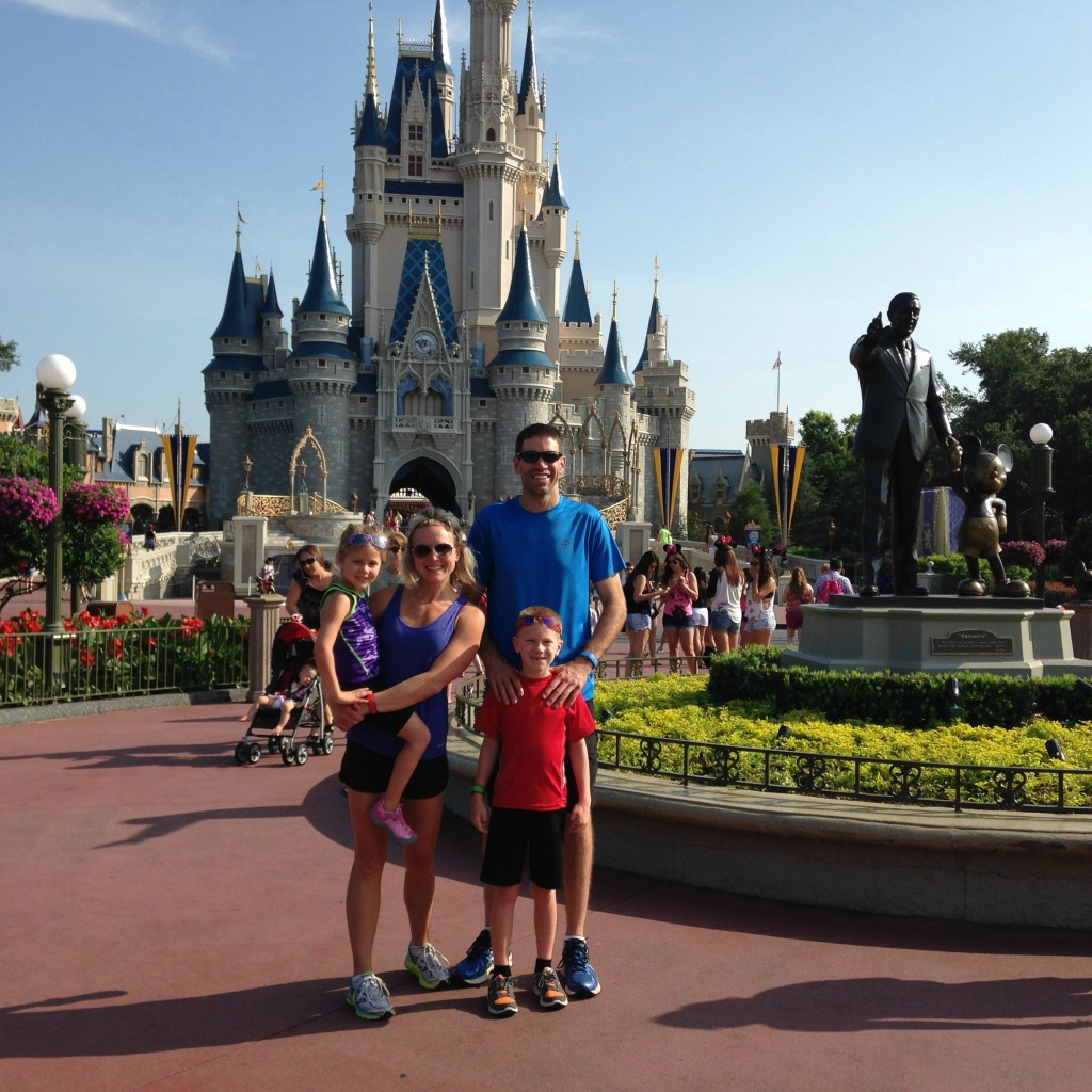 Smith Fam DisneyWorld